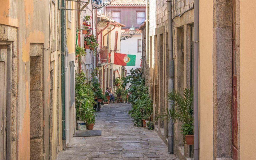 Omförhandling av beskattningsavtalet med Portugal